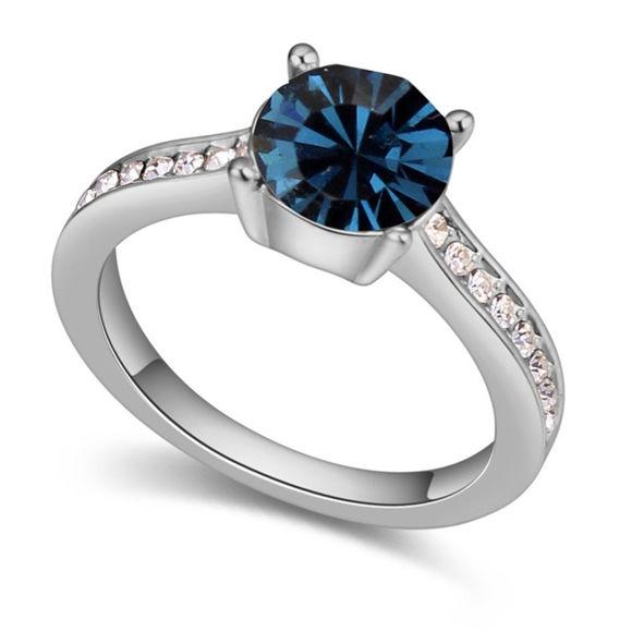 Imagen de Austrian Crystal Ring - Must Affect
