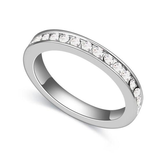 Imagen de Austrian Crystal Ring - Irreplaceable