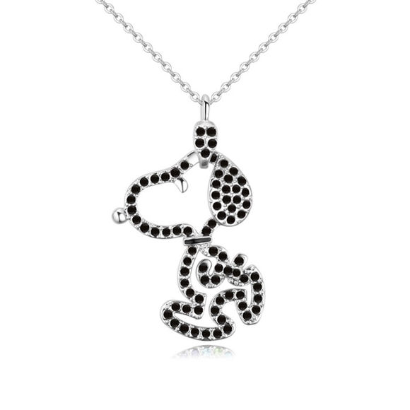 Picture of Crystal Necklace - Pet Dog