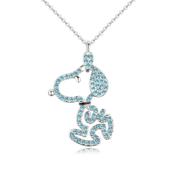 Immagine di Crystal Necklace - Pet Dog