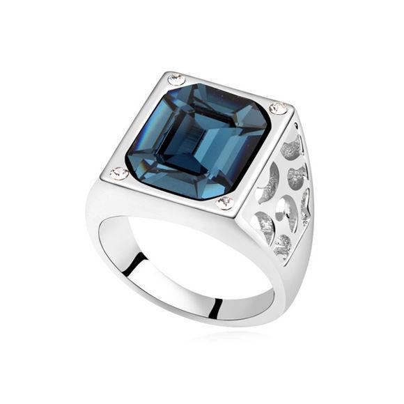 Imagen de Austrian Crystal Ring - Queen
