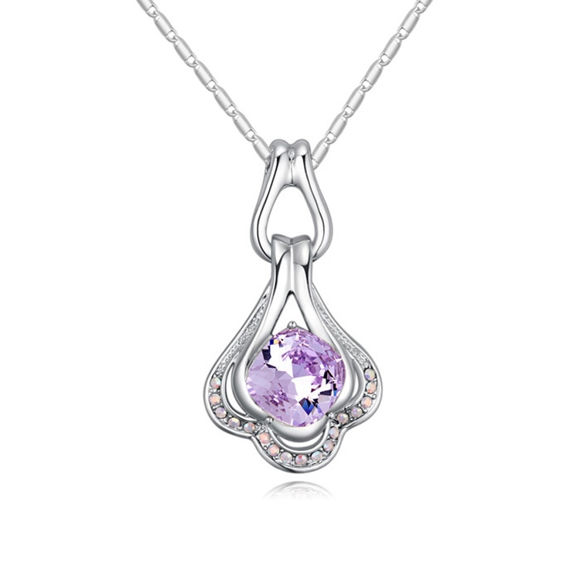 Picture of Austrian Crystal Necklace - Bright Star