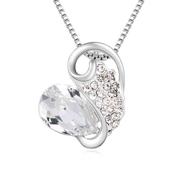 Picture of Austrian Crystal Necklace - Your World