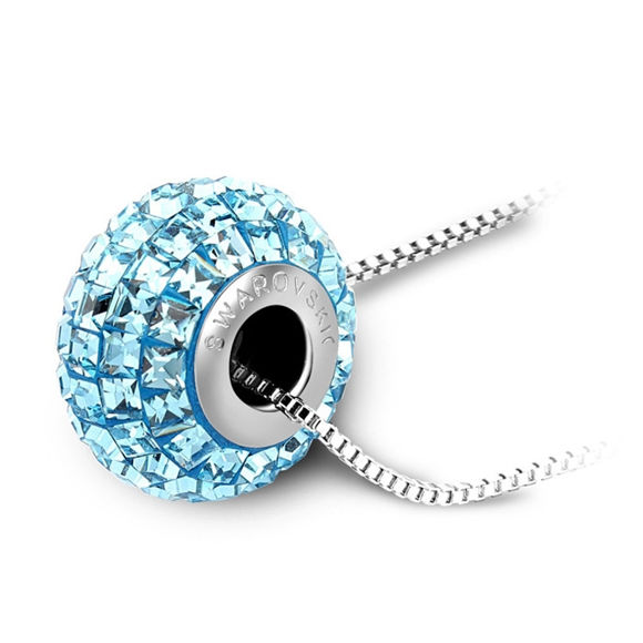 Bild von Austrian Crystal DIY Square Diamond Necklace