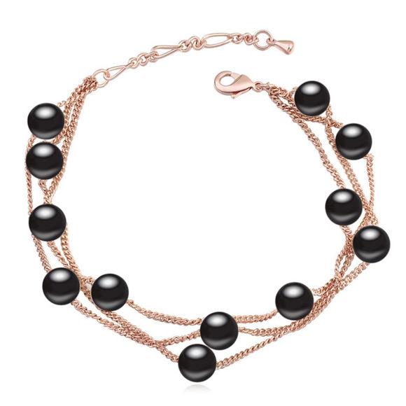 Bild von Song of Gold Pearl Bracelet