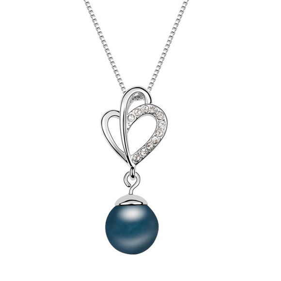 Imagen de Love Magic Swarovski Elements Pearl Necklace