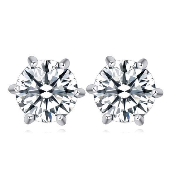 Picture of Dance Star Zircon Earrings