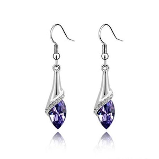 Imagen de Shine Point Swarovski Elements Crystal Earrings