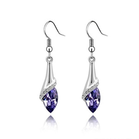 Bild von Shine Point Swarovski Elements Crystal Earrings