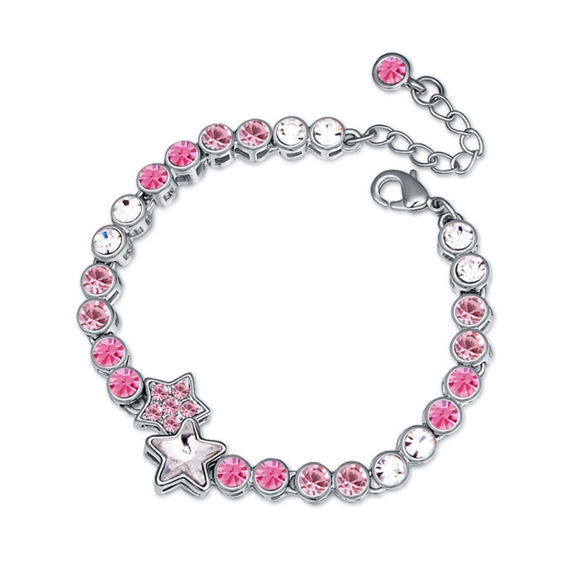 Immagine di Constellation Swarovski Elements Crystal Bracelet