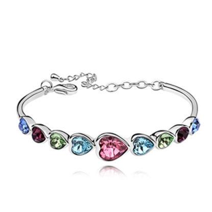 Imagen de Mind Swarovski Elements Crystal Inlaid Bracelet