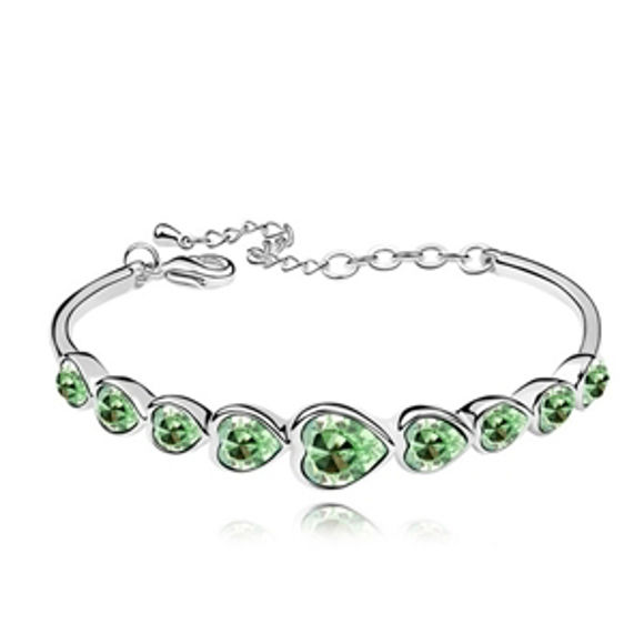 Immagine di Mind Swarovski Elements Crystal Inlaid Bracelet