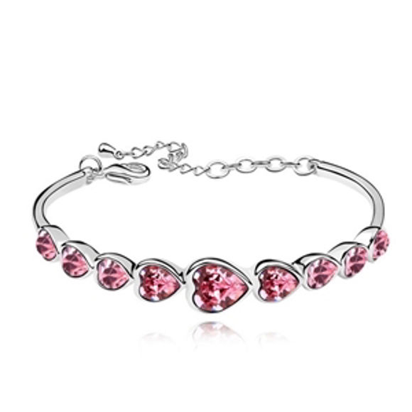 Imagen de Mind Swarovski Elements Crystal Inlaid Bracelet