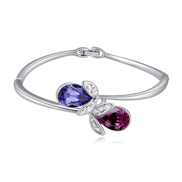 Bild von Lucky Fruit Swarovski Elements Crystal Inlaid Bracelet