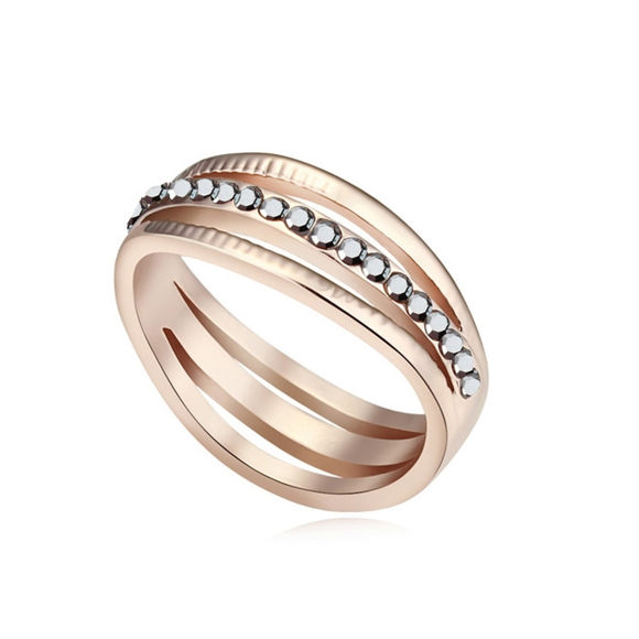 Imagen de Meet Crystal Mosaic Ring