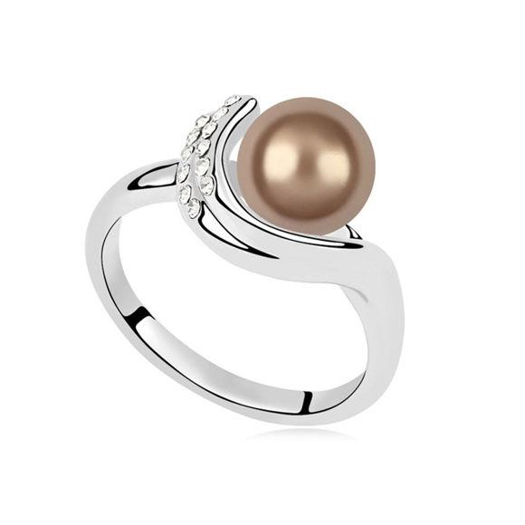 Bild von Dream Guard Pearl Mosaic Ring