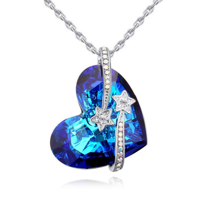 Imagen de Starry Sky Swarovski Elements Crystal Necklace