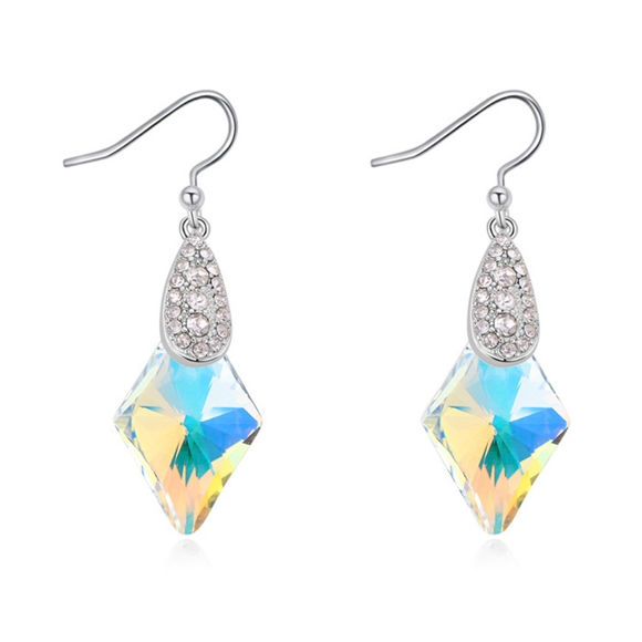 Picture of Star Love Crystal Earrings