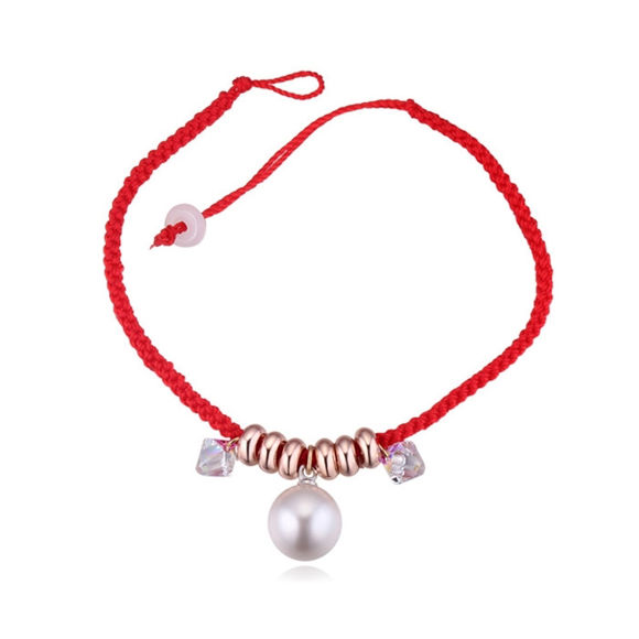 Picture of Cream of The Crop Crystal Bracelet