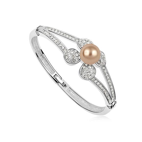 Bild von Water Flower Pearl Bracelet