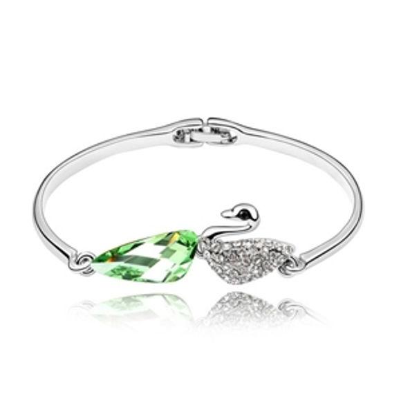 Picture of Swan Lake Crystal Bracelet