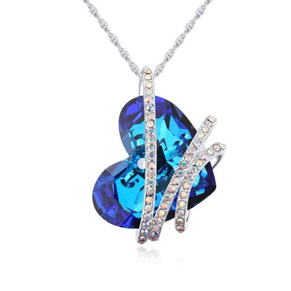 Imagen de Snow Queen Crystal Necklace