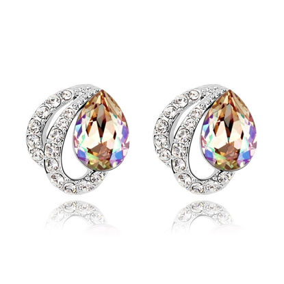 Immagine di Angel's Tears Swarovski Elemental Crystal Earrings