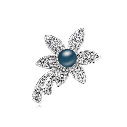 Image de Swarovski Elements Crystal Brooch