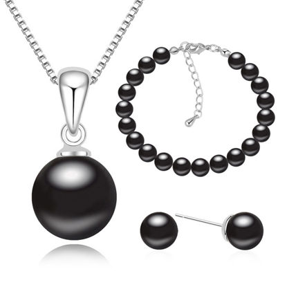 Picture of Dream Pearl Package(Earrings & Necklace & Bracelet)