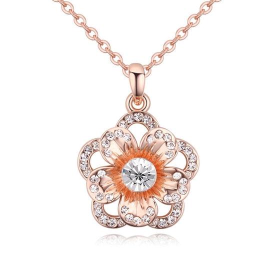 Imagen de Sunset Crystal Necklace