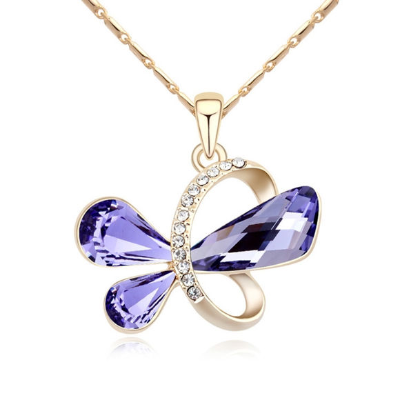 Imagen de Flawless Love Crystal Necklace