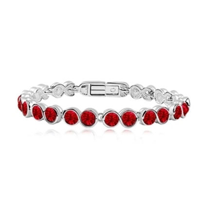 Picture of Korean Version Anti Allergy Crystal Bracelet