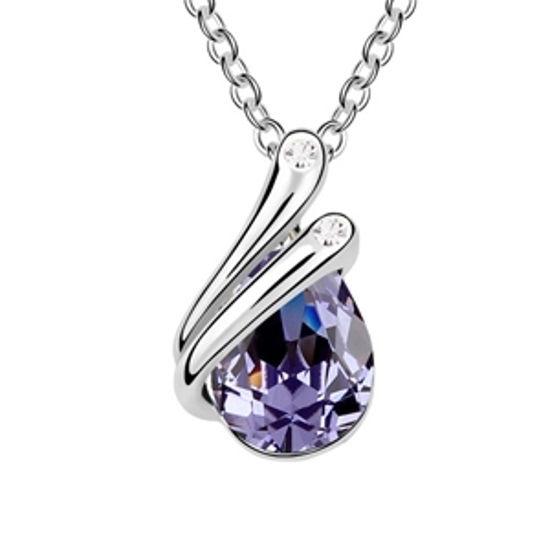 Imagen de Lost in Forest Swarovski Elements Crystal Necklace