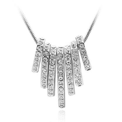 Immagine di Seven Pendants Crystal Necklace