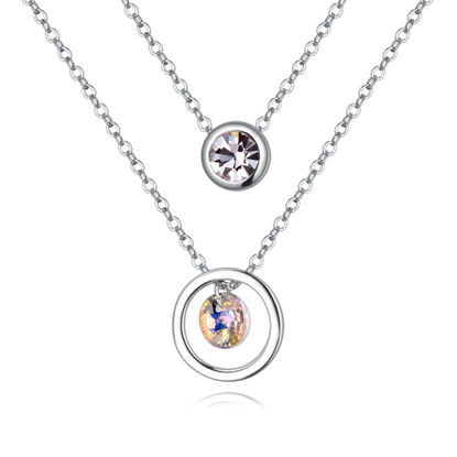 Imagen de Growing Crystal Necklace