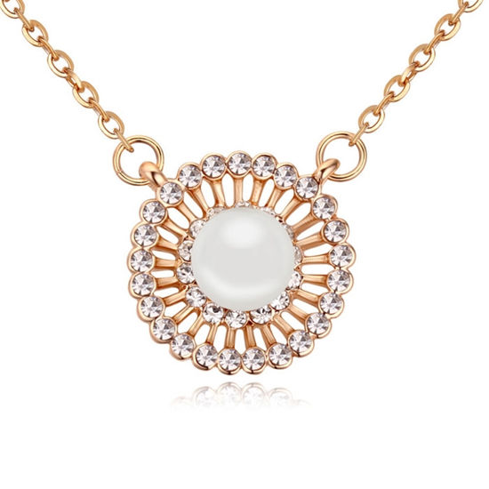 Imagen de Dream of Light Crystal Necklace