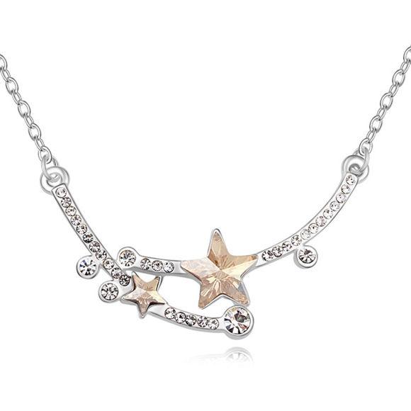 Bild von Desert Star Crystal Necklace