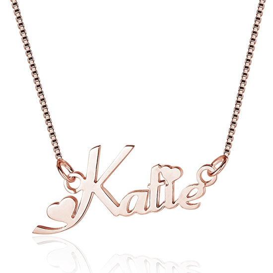 Imagen de Customized Name Necklace in 925 Sterling Silver
