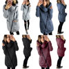 Picture of Women's Fashion Slanted Zipper Jacket
