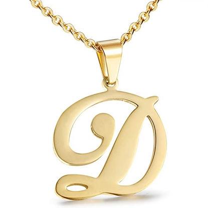 Imagen de Collar con letras iniciales de la A a la Z