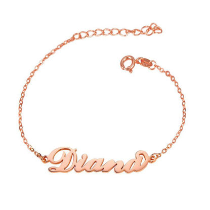 Picture of The Most Popular Custom Name Bracelet