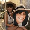 Immagine di Cuscino fotografico personalizzato 3D per viso umano