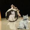 Bild von 3D Laser Kristall Geschenk im Würfel