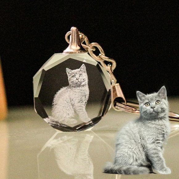 Immagine di 3D Laser Crystal Gift in Ritratto