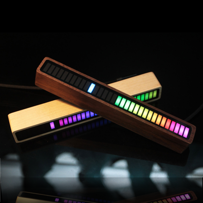 Picture of Music Reactive RGB Led Light -  Colorful LED Music Rhythm Lamp
