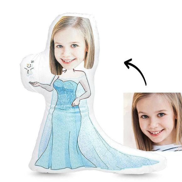 Immagine di Cuscino fotografico personalizzato per un regalo perfetto