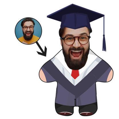 Immagine di Cuscino fotografico personalizzato Bachelor