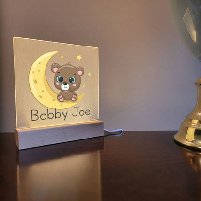 Picture of Custom Cute Animal Night Light LED Light